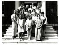 American Philosophical Society, Library Staff, August 1995