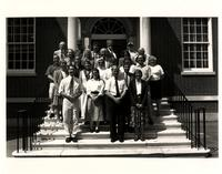 American Philosophical Society, Library Staff, July 1993