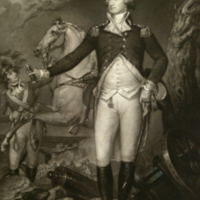 General Washington, on the Battle Field at Trenton.