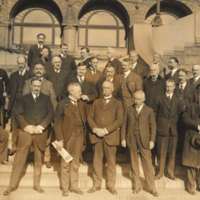 Meeting of the National Academy of Sciences, November 17, 1915.