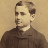 Joseph Russell Smith at a young age.