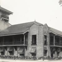 Administrative building, Department of Mindanoa and Sulu, Zamboanga, P.I., September, 1914