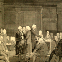 Signers of the Declaration of Independence.