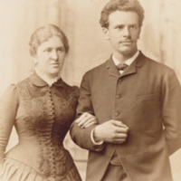 Franz and Marie Boas