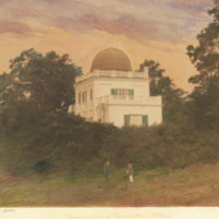 Observatory of Georgetown College, D.C.