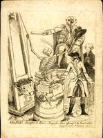 John Bull's Sacrifice to Janus, a Design for a Peace-Offering to the Convention
