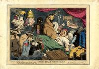 John Bull's Night Mare