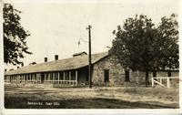 Fort Sill barracks