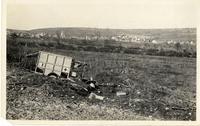 Ambulance near Esnes