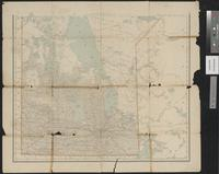 Manitoba. Southern sheet. Canada. Compiled and engraved at the Chief Geographer's Office.