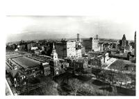 Aerial View of Independence Hall