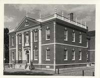 American Philosophical Society - Library Hall