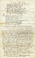 Elisabeth Velora Elwell to Albert G. Jackson 1862 April 22