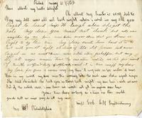Elisabeth Velora Elwell to Albert G. Jackson, 1862 May 6