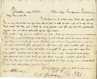 Elisabeth Velora Jackson to Albert G. Jackson, 1862 May 7