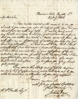 Bays, John to William Parker Foulke