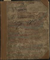 Carpenters' Company Minutes, 1798 - 1802