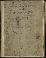Carpenters' Company Minutes, 1782-1788