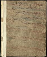 Carpenters' Company Minutes, 1794 - 1798