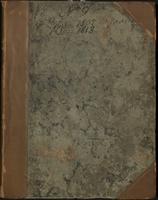 Carpenters' Company Minutes, 1802-1804